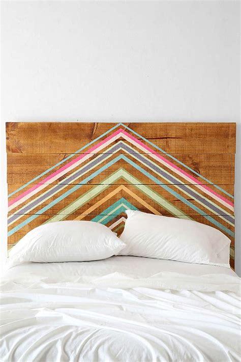 painted wood headboard ideas best 25 painted wood headboard ideas on pinterest diy