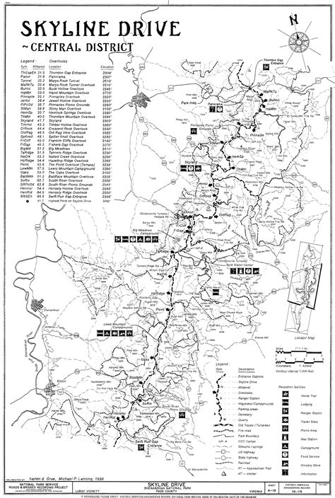 skyline drive map file skyline drive map 2 central district jpg wikimedia commons