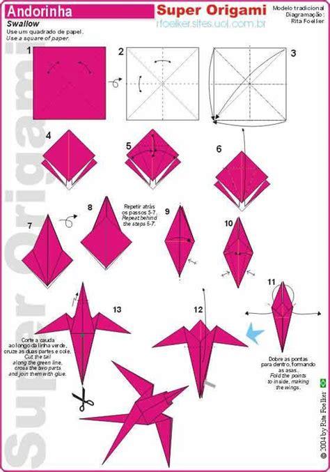 Doing Origami - 25 melhores ideias sobre origami no pap 233 is