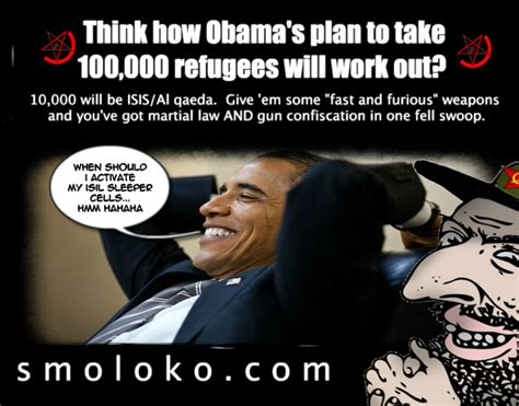 Sleeper Cells In America by Will Obama Activate Isil Sleeper Cells In Us Smoloko