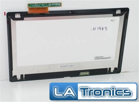 Lcd Vaio sony vaio fit flip svf15n1c5e 15 6 quot lcd touch screen 2k digitizer vvx16t020g00 ebay
