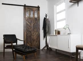 Interior Sliding Barn Doors For Homes Cool Ways To Use Sliding Barn Doors In Your Home Terrys
