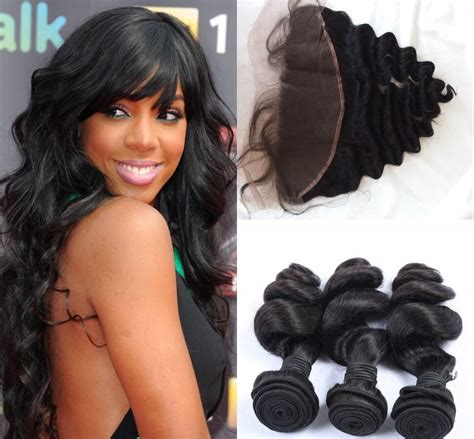 lace closure hair style ms lula virgin brazilian loose wave 3 bundles and lace