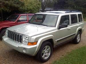2008 Jeep Commander 2008 Jeep Commander Pictures Cargurus
