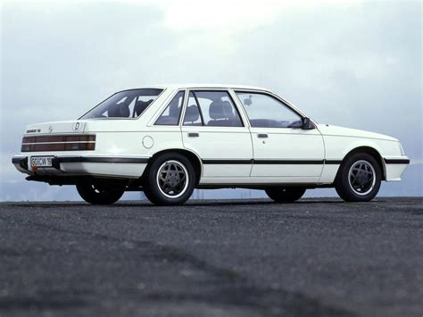 Opel Senator Technical Specifications And Fuel Economy
