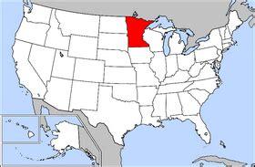 Minnesota Map Usa by Minnesota Simple English Wikipedia The Free Encyclopedia