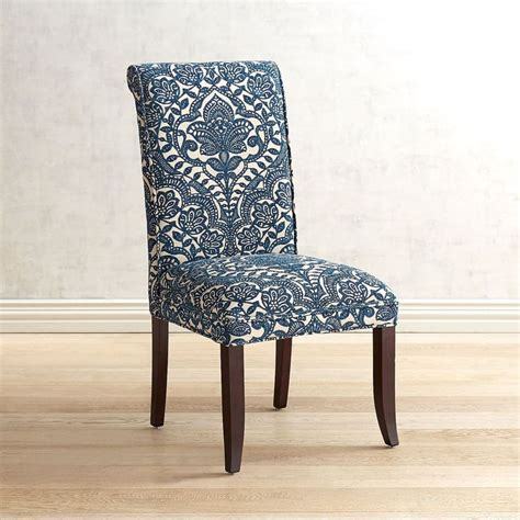 damask dining room chairs dining room kitchen chairs images on damask chair covers