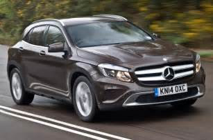Mercedes Uk Mercedes Gla Review 2017 Autocar