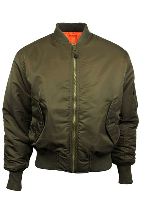 Jaket Scrimers Original Bomber Waterproof Best Seller mens location ma1 pilot army flight bomber jacket original combat coat ebay