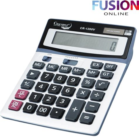 large desk large desk calculator jumbo large buttons solar desktop