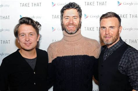 Howard Basks In Imuss Shame by Gary Barlow Searches For New Boy Band On Let Is Shine On