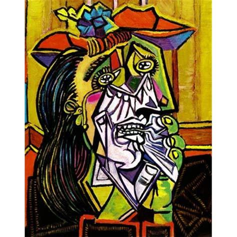 picasso paintings the weeping weeping mplash0609