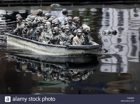 refugee crisis europe boat the boating lake a comment of europe s refugee crisis at