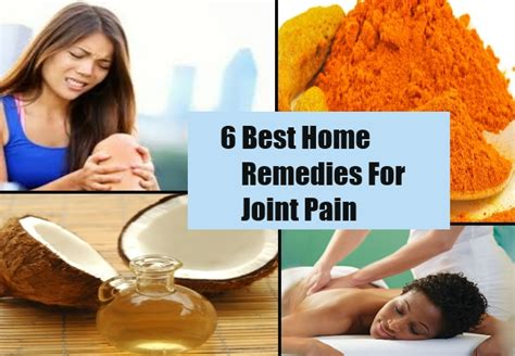 Home Remedies For Joint by Joint Home Remedies Treatments And Cure