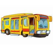Bus De Dessin Anim&233 Illustration Stock Du