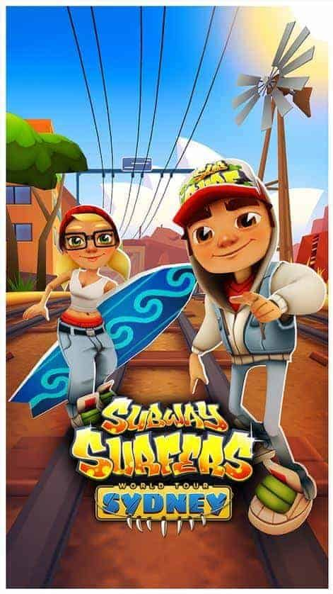 subway surfers apk subway surfers sydney v1 42 1 mod apk with unlimited coins and apk