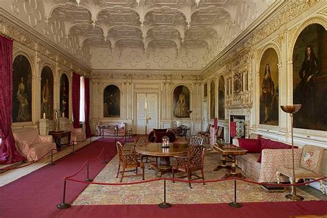 ending of house audley end house