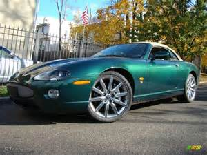 Jaguar Green Paint 2006 Jaguar Racing Green Metallic Jaguar Xk Xkr