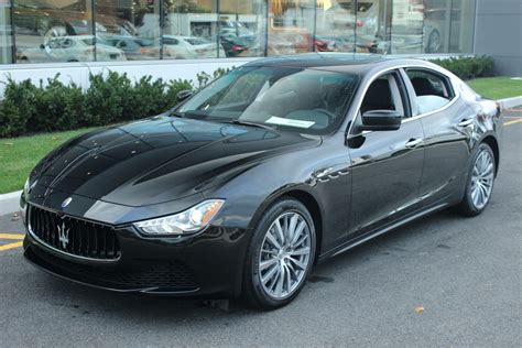 ghibli maserati 2015 2015 maserati ghibli information and photos zombiedrive