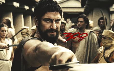 Leonidas Meme - 300 rise of an empire movie review by tiffanyyong com