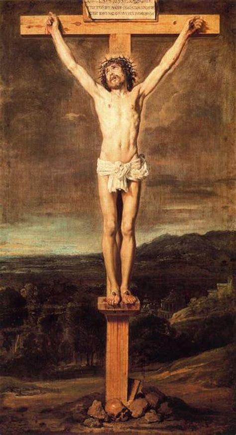 velazquez christ on the cross christ on the cross 1 oil by diego velazquez 1599 1660