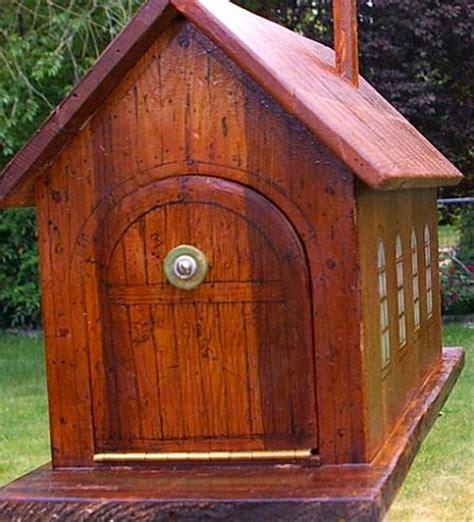 woodwork plans  building  wooden mailbox  plans