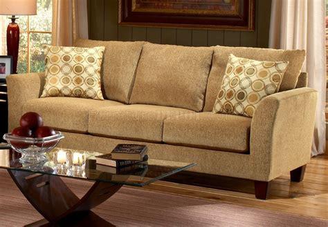 barton camel fabric casual living room sofa loveseat set
