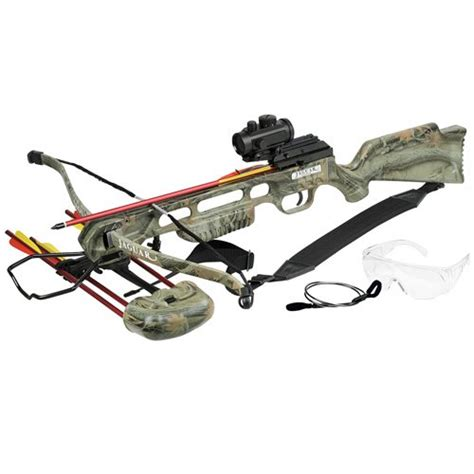 jaguar 175 lb crossbow ebay jaguar 175 pounds lb zombie impaling crossbow with scope