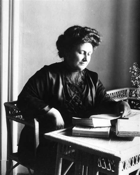 Biography And History montessori biography and history american
