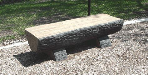 log benches how to build half log bench