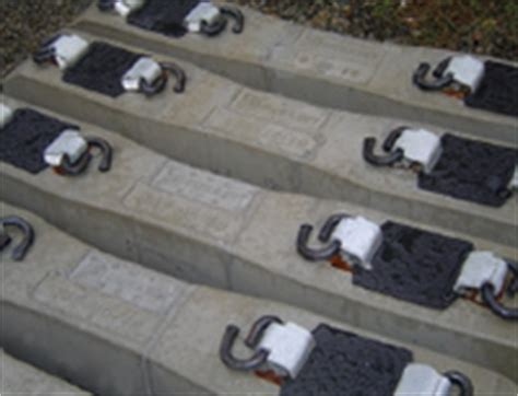 Concrete Sleeper Manufacturers by Rock Bolts Studs Standup Support Mine Support Aveng