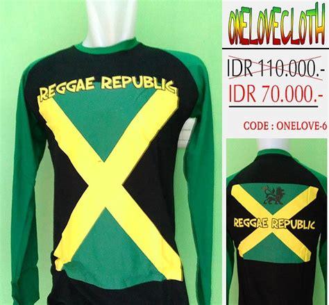 Kaos Follow Me kaos kemeja reggae onelovecloth