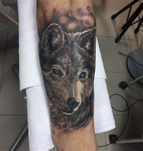 95 Best Tribal Lone Wolf Tattoo Designs Meanings 2018 Wolf Tattoos For