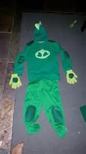 pj masks gekko costume diy hallowen