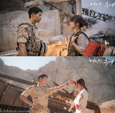 film korea descendants of the sun seoul in love now korean drama descendants of the