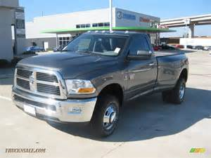 2011 dodge ram 3500 hd slt regular cab 4x4 dually in