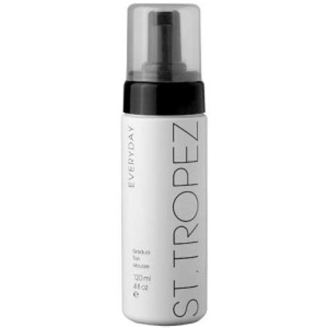 St Tropez Everyday by St Tropez Everyday Gradual Mousse 120ml Free Delivery