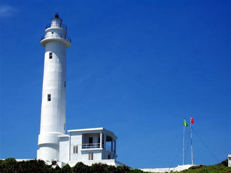 Lu Light file lu tao lighthouse jpg wikimedia commons