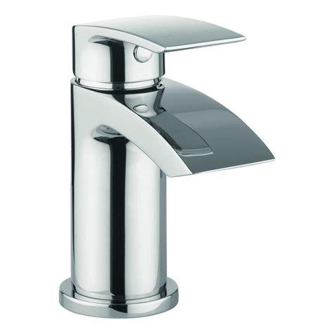 adora bathroom taps adora flow basin mini monobloc tap with click clack waste