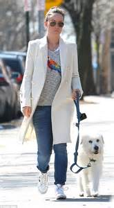 olivia wilde coffee run with paco 04 view image olivia wilde nails off duty chi as she goes for a stroll