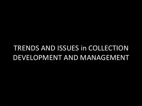 fundamentals of collection development and management books keeping updated the fundamentals of collection