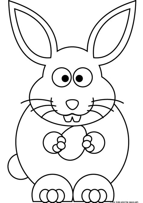 easter bunny face coloring pages to print free printable easter bunny coloring sheets for kidsfree