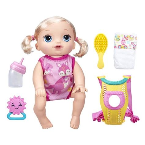 Baby Alive Baby Go Bye Bye dolls baby alive baby go bye bye doll was listed