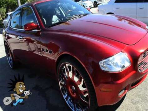 Maserati On 24s by Maserati On 24inches Paint
