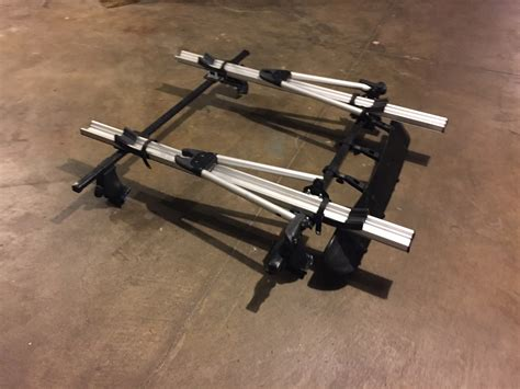 400xt thule roof rack bike carriers fairing 96 civic