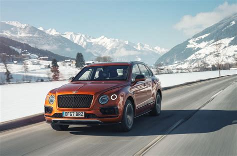 bentley v8 engine bentley bentayga v8 2018 review autocar