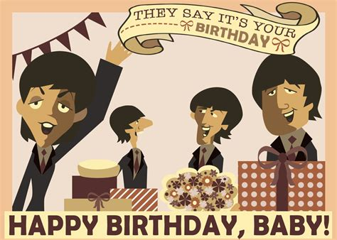 download mp3 the beatles happy birthday linnica a 3d beatles birthday card