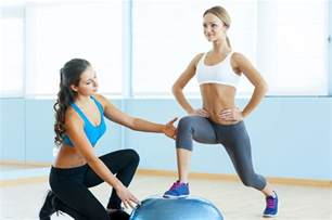 Personal Trainer Teach About Fitness Careers Teach R Math