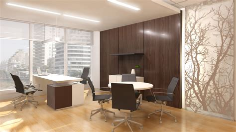 room director architectural and interior 3d os office