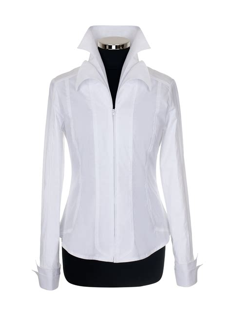 Blouse Chery White ella and cherry buy blouses ruffle blouses